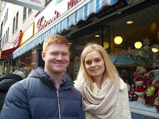 happy Foods of New York Tours customers